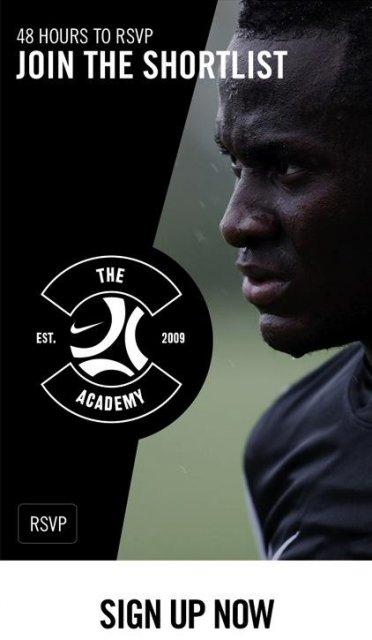 ... Nike Football screenshot 5 - 7a5304199fa3edef503158c11101c453_screen_384x640