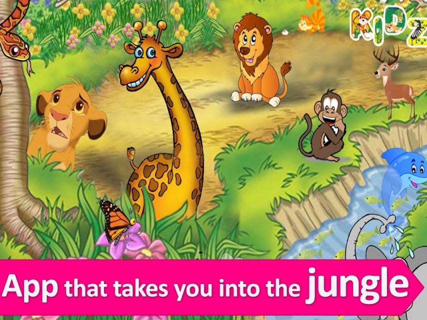 儿童动物园的动物声音及照片