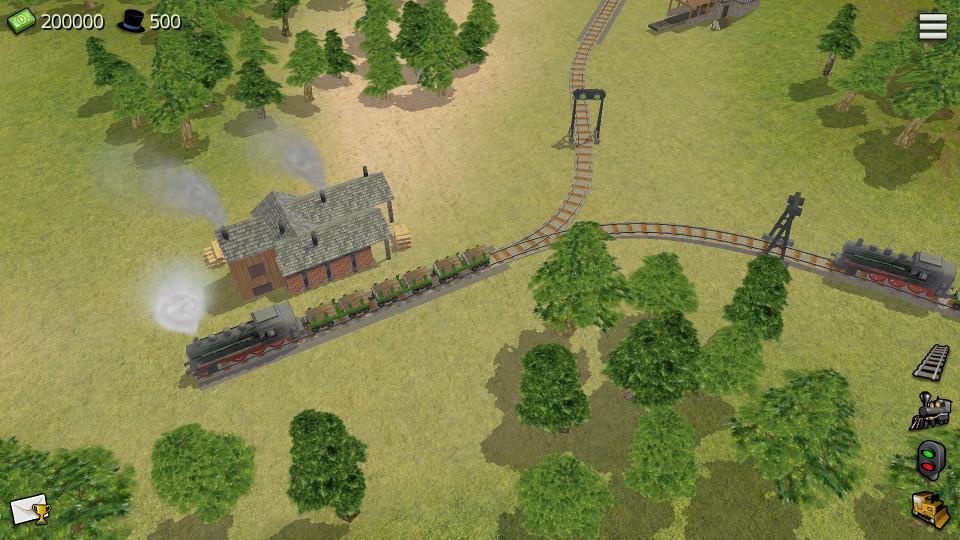 Железная дорога скачать игру