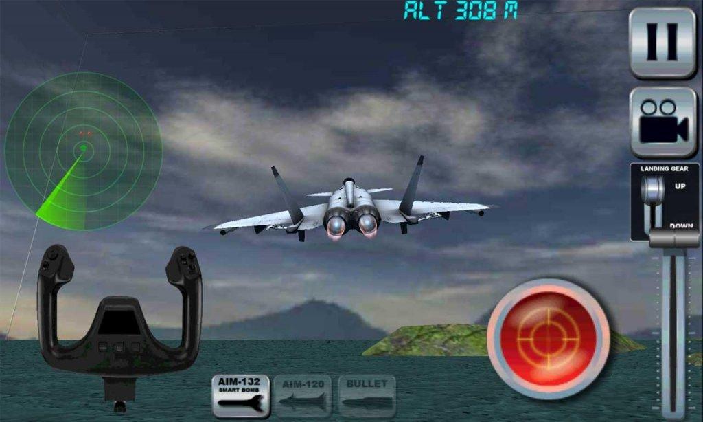 飞机飞行模拟器免费屏幕截图