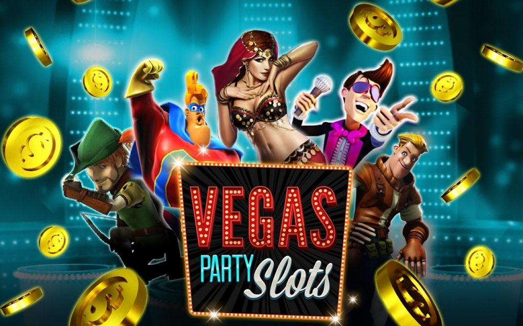 download vegas party slots 3d