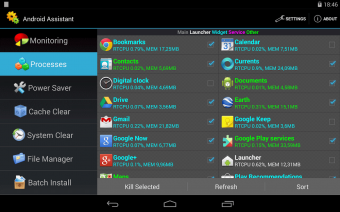 Android Assistant (Paid) Screenshot
