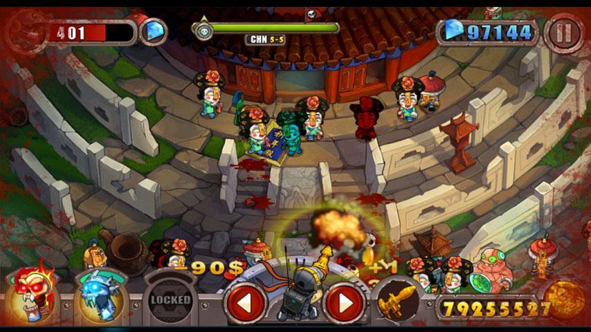 Скачать игры про на андроид зомби