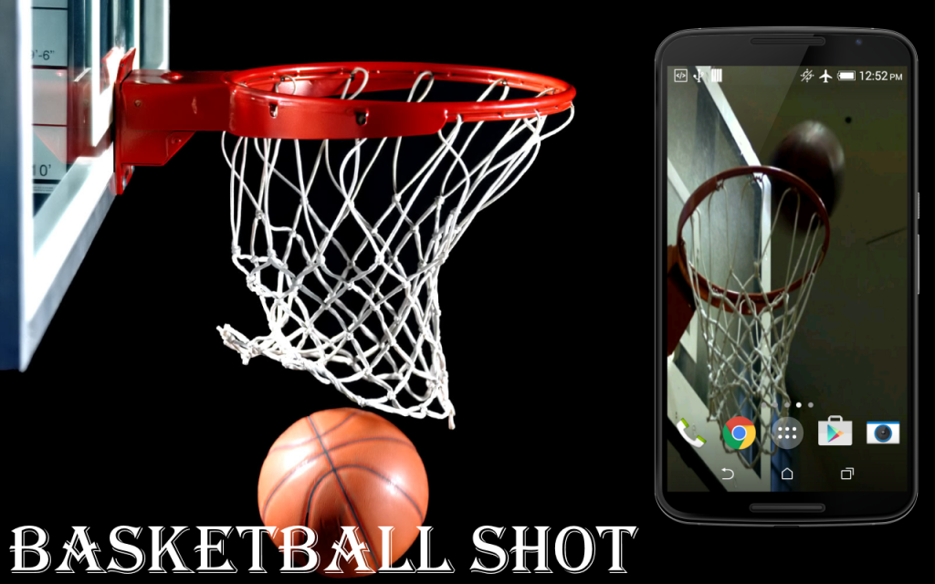 basketball shot live wallpaper download apk for android