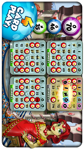 Bingo Blingo Screenshot