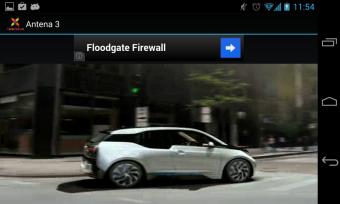 Antena 3 HD Live Online Screenshot