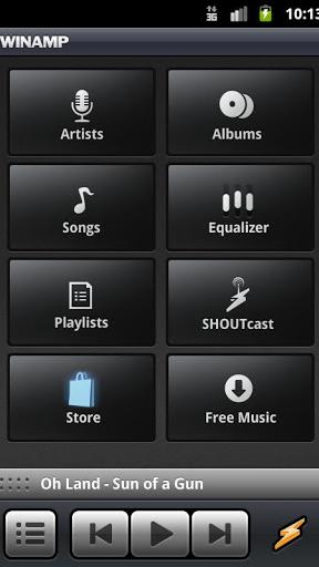 Winamp screenshot 5