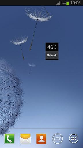 Galaxy Charging Current screenshot 3