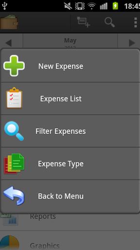 Personal Finance Management Screenshot