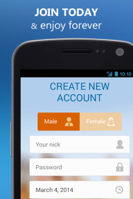 Eskimi. Meet People, Chat, Fun screenshot 4