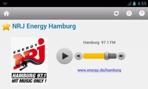 Deutsche Radio screenshot 6
