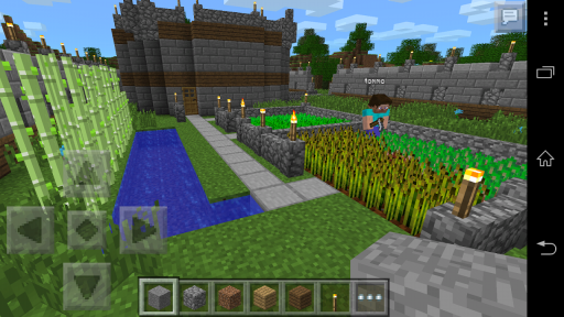 Minecraft pe Screenshot 6