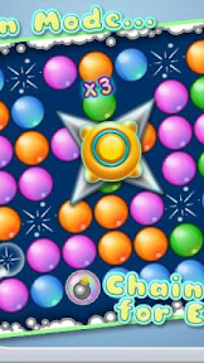 Aces Bubble Popper Screenshot