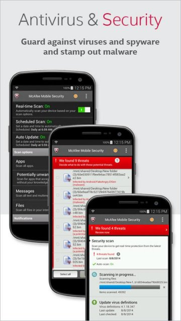 Download Mcafee Mobile Security For Android Cracked App