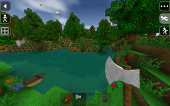 Survivalcraft Demo Screenshot