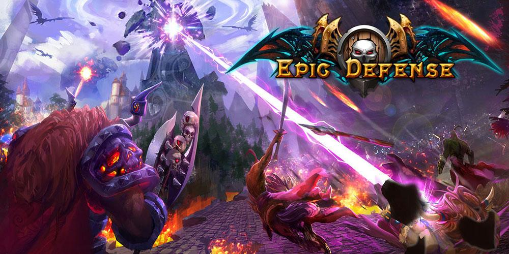 Submitting rating. 5. 4. 3. 2. 1. 0. Epic Defense - Origins является допол