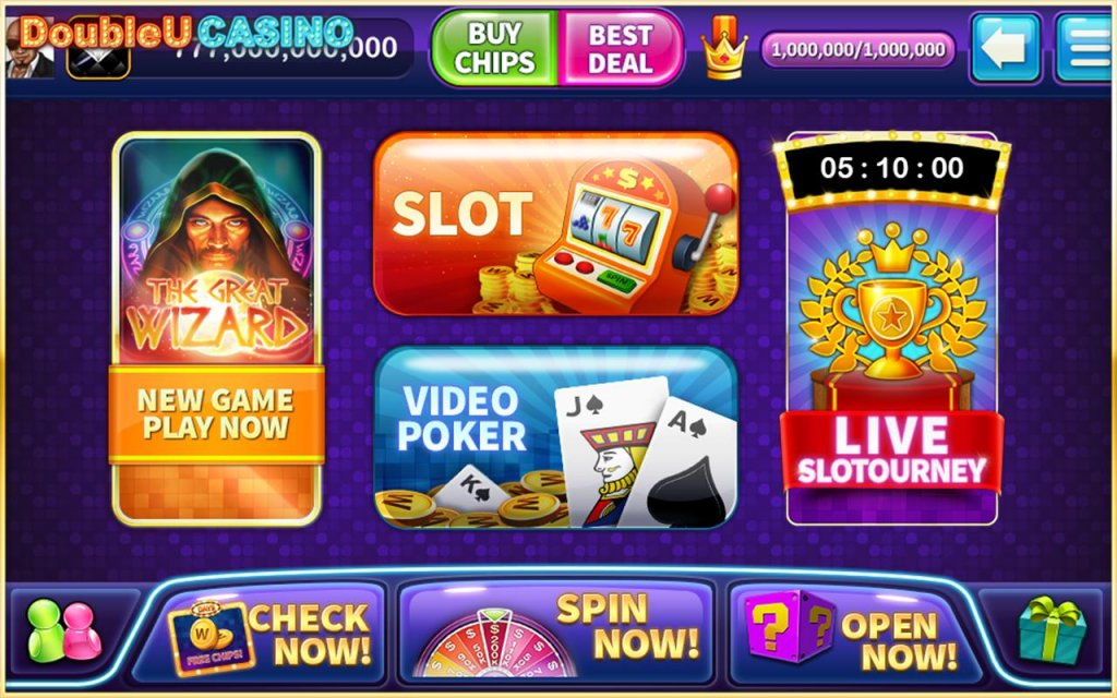 is double u casino free