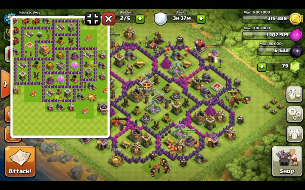 скачать clash of clans на android 4.0.1