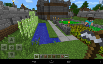 Minecraft - Pocket Edition Screenshot