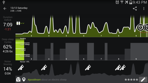 Sleep as Android Unlock screenshot 18