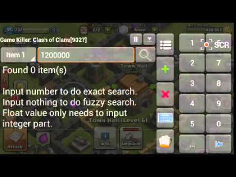 game killer clash of clans download