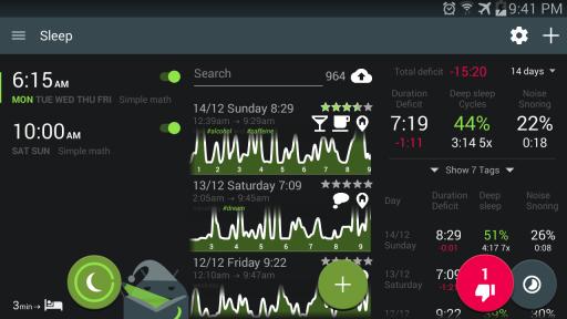 Sleep as Android Unlock screenshot 17