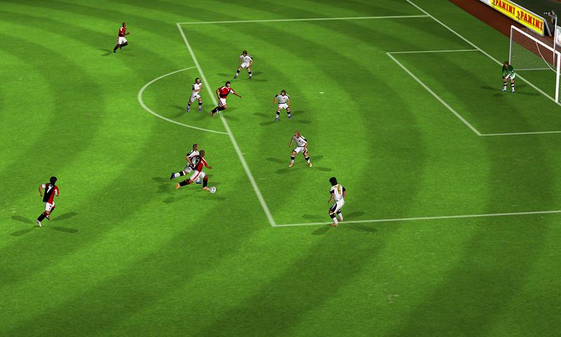 Взломанный Real Football 2012 на андроид скачать бесплатно с модами.