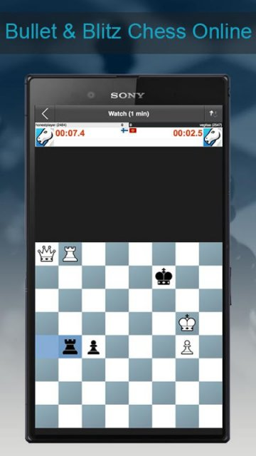 online multiplayer chess app android