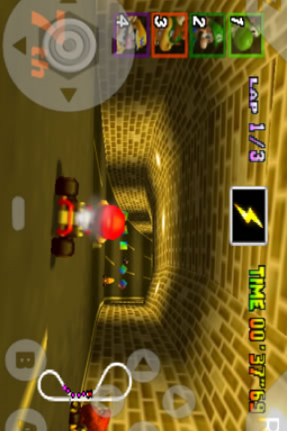 N64oid Screenshot