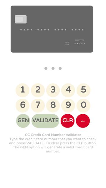 Valid Visa Card Number Credit Card Val...