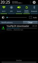 YouMp34 - Mp3 & Mp4 downloader Screenshot