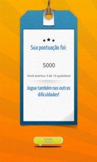 Naruto Quiz - Português screenshot 4