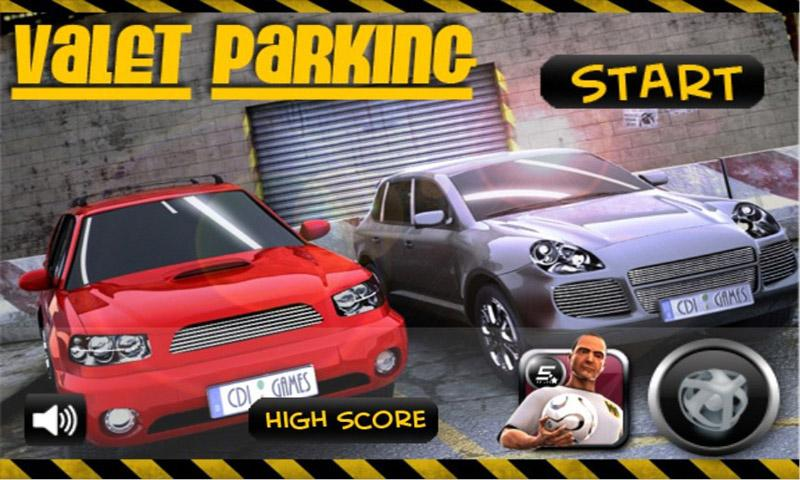 Game About Car Park Attendant