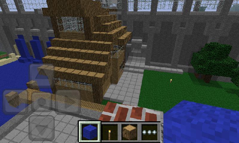 Скачать Minecraft PE 0.12.2 для Android