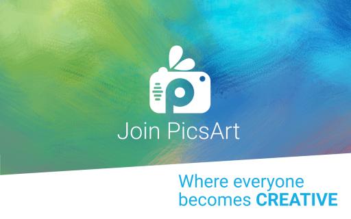 PicsArt - descargar sin playstore