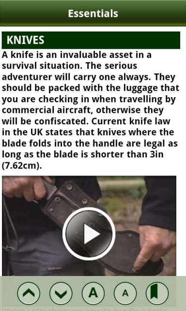 Sas survival app review