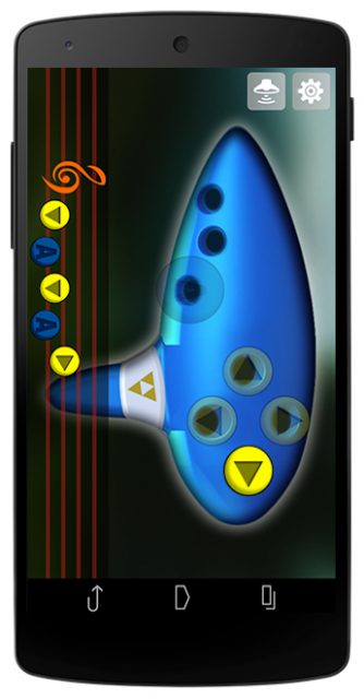 Ocarina screenshot 3