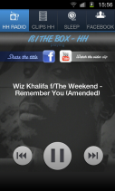 HIPHOP RADIO Screenshot