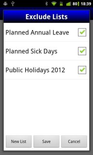 Days To Go (Free) screenshot 4