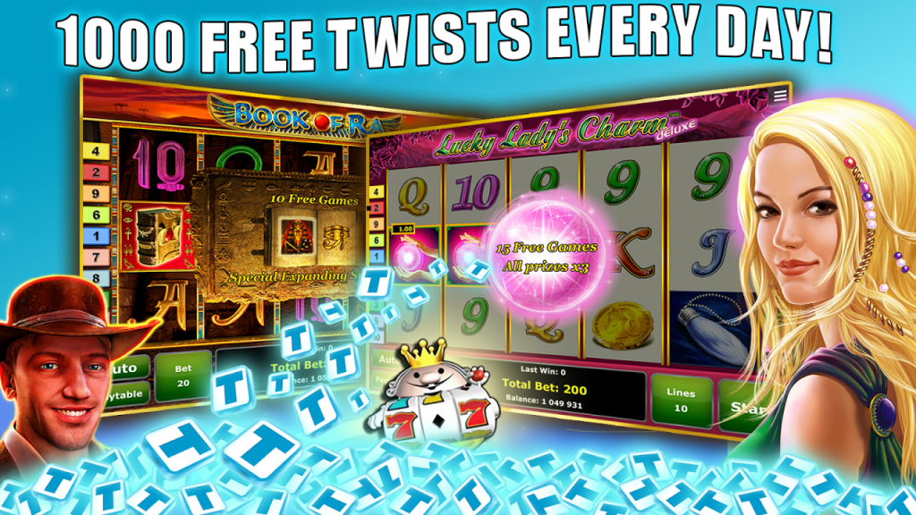 best online free slots game twist login