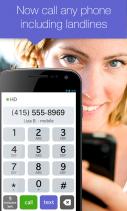 Pinger Textfree - Free Texting Screenshot