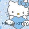 hello Kitty Theme GreenSoft Icon