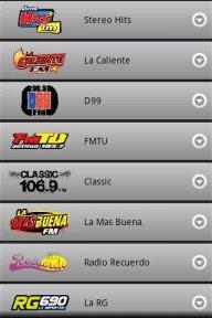 Multimedios Radio screenshot 2