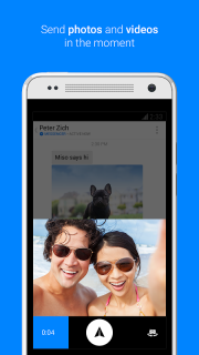 Facebook Messenger screenshot 3
