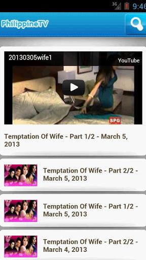 Philippine TV Shows Replays Screenshot