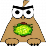 Pouf Burps Icon