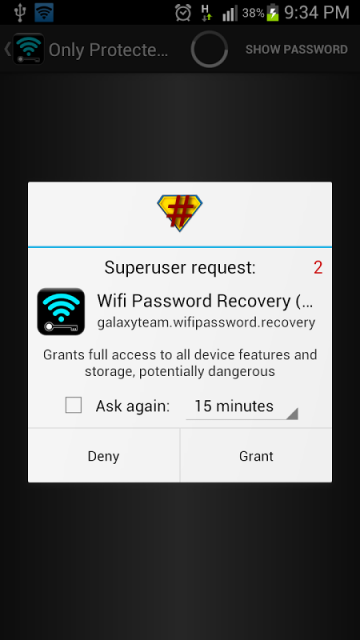Wifi Password Recovery | Download APK for Android - Aptoide