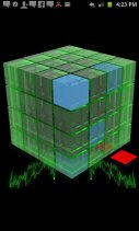 ButtonBeats Dubstep Cube Screenshot