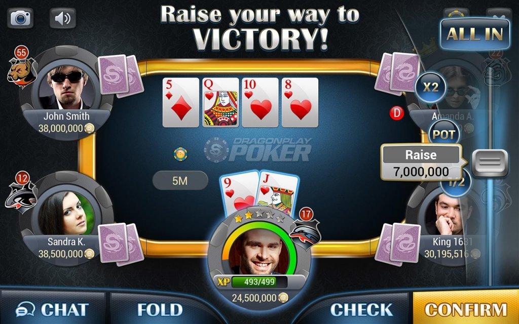 ЧИТ Dragonplay Poker Texas Hold'em. . ВЗЛОМ на деньги.