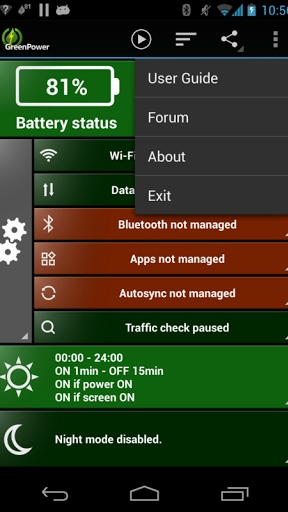 GreenPower Premium Special Screenshot